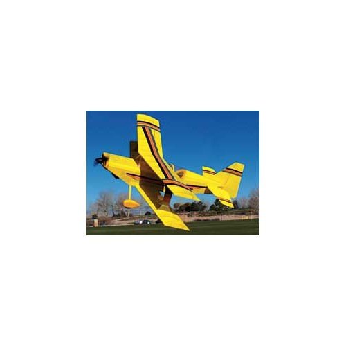 Mini Ultimate Biplane Rc Planes Plans Air Age Store
