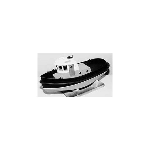 Denise C Tug Boat - Scale - RC Boats - Plans - Air Age Store