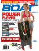 RC Boat Modeler Fall 2007