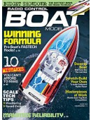 RC Boat Modeler Fall 2008