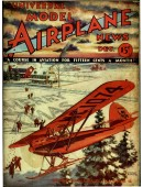 Model Airplane News Vintage Cover Poster - December 1932
