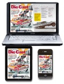 Die Cast X Digital Edition - One full year (4 issues)