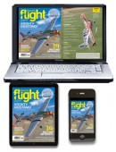 Electric Flight Digital Edition - One full year (6 issues)