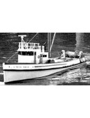The Caito Bros. Scale Fishing Trawler