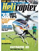 RC Helicopter Winter 2007