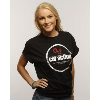 RC Car Action T-shirt - Black