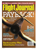 Flight Journal August 2011