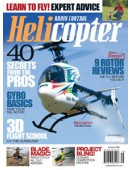 RC Helicopters Summer 2007