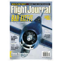 Flight Journal August 2013