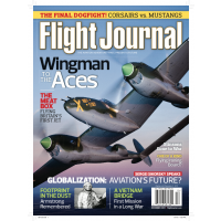 Flight Journal December 2012