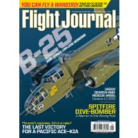 Flight Journal August 2018